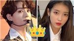 Jungkook BTS 'đụng hàng' IU: 1 món đồ 2 phong cách