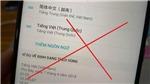 Cư dân mạng dậy sóng khi đện thoại Huawei có tuỳ chọn ngôn ngữ 'Tiếng Việt (Trung Quốc)'