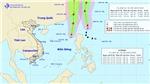 Dự báo thời tiết: Bão Danas và áp thấp nhiệt đới gây rủi ro thiên tai cấp 3