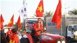 Sẵn sàng đón đoàn thể thao và đội tuyển U22 Việt Nam về nước
