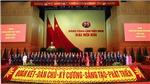 Phiên họp trù bị Đại hội đại biểu toàn quốc lần thứ XIII Đảng Cộng sản Việt Nam