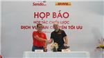 Sendo.vn và DHL hợp tác chiến lược dịch vụ vận chuyển tối ưu