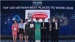 Acecook Việt Nam xếp vị trí thứ 25 trong Khảo sát Nơi làm việc tốt nhất Việt Nam 2018