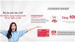 Nhiều khuyến mại cho thẻ tín dụng Home Credit