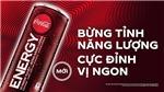 Coca – Cola chính thức ra mắt nước tăng lực Coca – Cola Energy tại Việt Nam