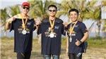 Thương hiệu 361° tài trợ trang phục chính thức giải Sunset Bay Triathlon 2019