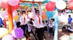 Bridgestone xây dựng ý thức canh cho trẻ em tiểu học