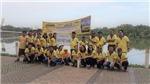 Vinataxi đồng hành cùng chương trình đi bộ từ thiện Lawrence S.Ting lần thứ 15 - 2020