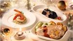 Emirates phục vụ 500.000 suất ăn Giáng sinh ở độ cao 40.000 feet
