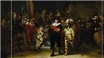 Phục dựng kiệt tác hội họa 'Tuần tra đêm'của danh họa Rembrandt