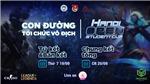 Chung kết HanoiOpen Student Cup 2020: Con đường tới chức vô địch