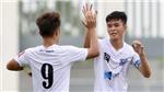 VCK giải bóng đá Vô địch U17 Quốc gia – Next Media 2020: Xác định đối thủ của HAGL, SLNA tại bán kết