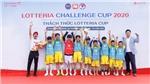 Thách thức Lotteria Cup 2020 tại Cần Thơ: Tấm vé chung kết gọi tên đội The Win FC