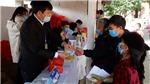 Khám và cấp thuốc miễn phí cho hơn 700 người có công, đối tượng bảo trợ xã hội tại Hà Trung
