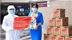 Lifebuoy tài trợ gói sản phẩm 11 tỷ đồng phòng chống dịch bệnh, thiên tai