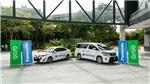 Grab hợp tác Panasonic nâng cao chất lượng không khí trong xe ô tô