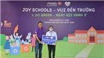 Mondelez Kinh Đô trao tặng máy tính cho các trường học trong khuôn khổ chương trình vui đến trường