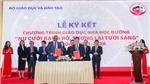 Colgate Palmolive Việt Nam ký kết hợp tác chương trình giáo dục nha khoa học đường