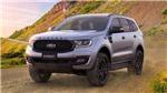 Ford Everest Sport 2021 đậm chất thể thao giá 1 tỷ 112 triệu đồng