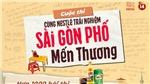 Nestlé Việt Nam hỗ trợ hơn 8.000 phần quà đến tình nguyện viên chống dịch