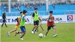 Hơn 1000 tài năng trẻ tranh tài trong chương trình tuyển chọn của Hòa Bình FC