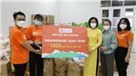 Trao 1.000 giỏ quà đến phụ nữ và trẻ em gặp khó khăn nhân ngày 20/10