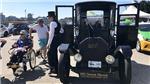 Chiếc ô tô điện hơn 100 năm tuổi vẫn chạy tốt