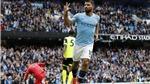 Video clip bàn thắng Man City 6-1 Huddersfield: Hat-trick cho Aguero!