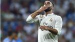 Video clip bàn thắng Real Madrid 2-0 Getafe: Carvajal và Bale 'nổ súng'