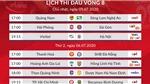 Lịch thi đấu V-League 2020 vòng 8: TPHCM vs Bình Dương