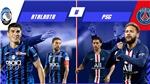 Link xem trực tiếp bóng đá. Atalanta vs PSG. Trực tiếp bóng đá Cúp C1. K+. K+PM