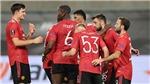 Video clip bàn thắng MU 1-0 Copenhagen: Fernandes ghi bàn trong trận đấu đen đủi của MU