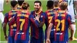 Video clip bàn thắng trận Barcelona vs Elche