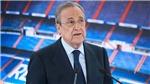 Florentino Perez: 'Các trận đấu bóng đá phải được rút ngắn lại'