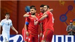 VTV6 TRỰC TIẾP bóng đá Iran vs Kazakhstan, Futsal World Cup 2021 (21h30, 27/9)