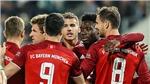 TRỰC TIẾP bóng đá Bayern vs Dinamo Kiev, Cúp C1 (02h00, 30/9)