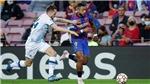 KẾT QUẢ bóng đá Barcelona 1-0 Dynamo Kiev, Cúp C1 hôm nay