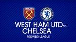 Hazard bị vây hãm, Chelsea bất lực trước West Ham