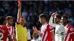 VIDEO Real Madrid 1-2 Girona: Ramos dính thẻ đỏ, Girona gây chấn động tại Bernabeu