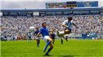 Diego Maradona: Tài năng, vinh quang và nước mắt