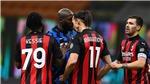 Inter 2-1 AC Milan: Ibrahimovic nhận thẻ đỏ, Eriksen giúp Inter ngược dòng phút cuối