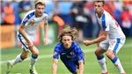 VTV6: Xem trực tiếp bóng đá Croatia vs CH Séc EURO 2021 hôm nay