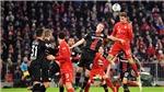 TRỰC TIẾP bóng đá Leverkusen vs Bayern, Bundesliga vòng 8 (20h30, 17/10)