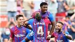 Barcelona 3-0 Levante: Fati trở lại, ghi bàn giúp HLV Koeman giảm áp lực