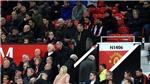 MU: CĐV lũ lượt rời sân Old Trafford sau tấm thẻ đỏ của Pogba