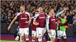 Cúp C2 vòng bảng lượt 3: Napoli, West Ham, Lyon cùng thắng giòn giã