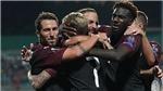 Dudelange 0-1 AC Milan: Điểm sáng Gonzalo Higuain
