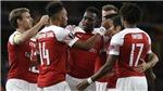 Arsenal 4-2 Vorskla: Khởi đầu hoàn hảo của Unai Emery