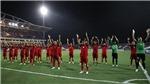 Đội hình ra sân của Việt Nam: Bất ngờ khi Văn Đức đá hậu vệ phải thay Trọng Hoàng