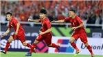 Đội hình chính thức Việt Nam đá với Malaysia